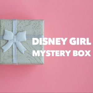 DISNEY GIRL MYSTERY BOX 5 lbs. of magical beauties